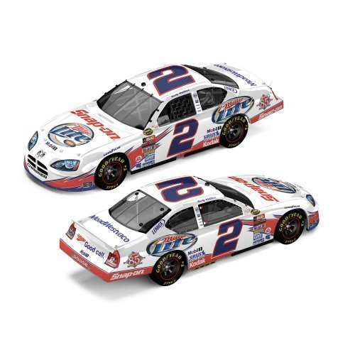 - Rusty Wallace #2 Miller Lite / Snap-On 85th Anniversary / 2005 Charger / 1:24 Scale Diecast Car