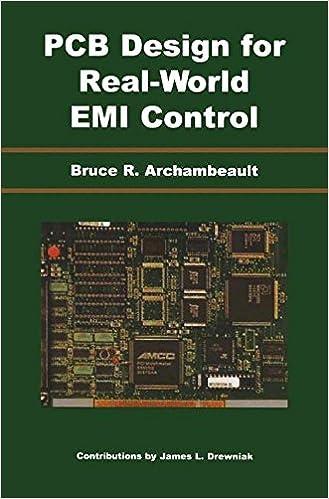 PCB Design for Real-World EMI Control (The Springer International ...