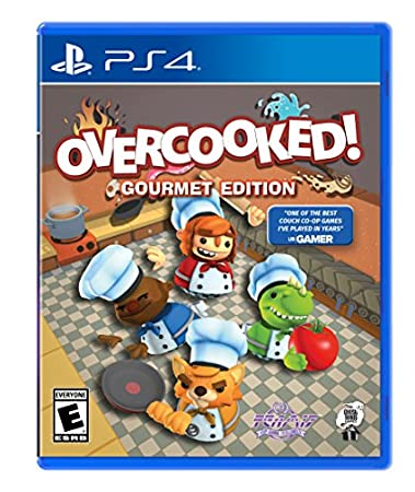 Overcooked - PlayStation 4