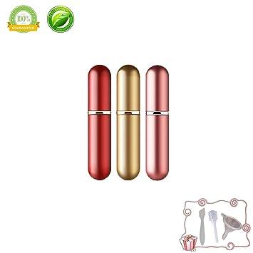 Vaporisateur Parfum Vide Morbuy Mini Portable Bouteille Charmant
