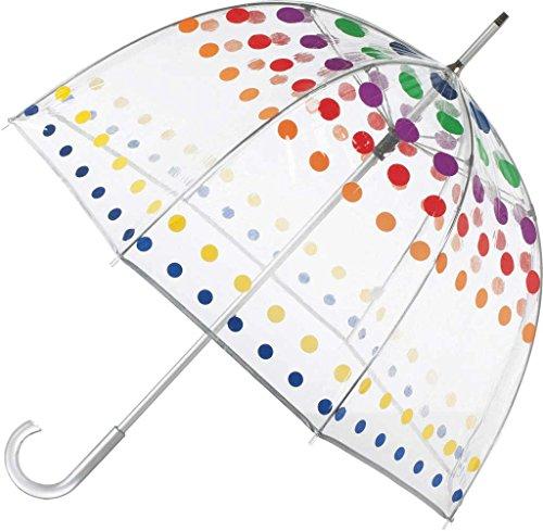 Totes Signature Manual Bubble Umbrella