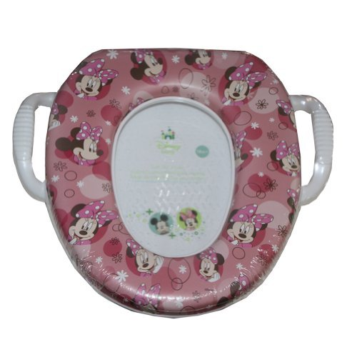 Disney Baby Minnie Mouse Soft Potty Seat