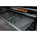 GEARWRENCH 44 Pc. 12 Point Long Pattern Combination SAE/Metric Wrench Set - 81919