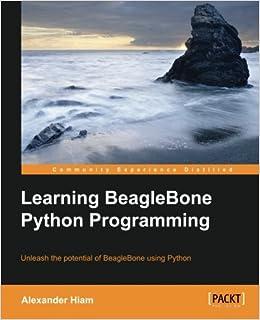Descargar Learning Beaglebone Python Programming PDF Gratis