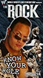 WWF: The Rock - Know Your Role [VHS]