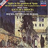 Rhapsodie Espagnole / Nächte / Rhapsodie Sinfonie