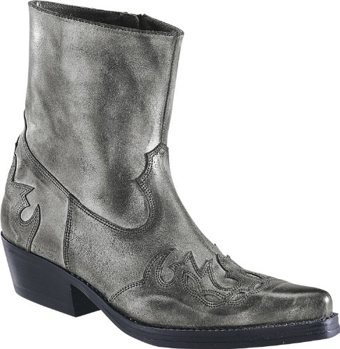 Kentucky Cowboy Boots De Quincy Grey 6UdnWJ