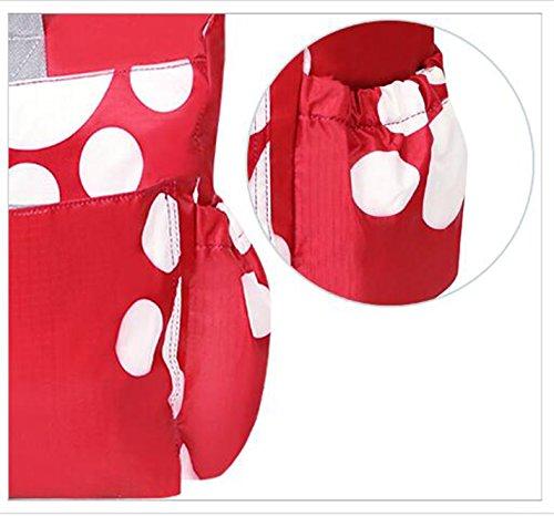 Bolso de la mamá de la capacidad grande, bolso, hombro multi-funcional a ser producido paquete, bolso de la botella de bebé de la madre, sale el bolso ( Color : Beige ) Beige