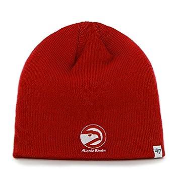 71b12154f '47 Brand Cuffless Beanie Hat - NBA Knit Skull Toque Cap