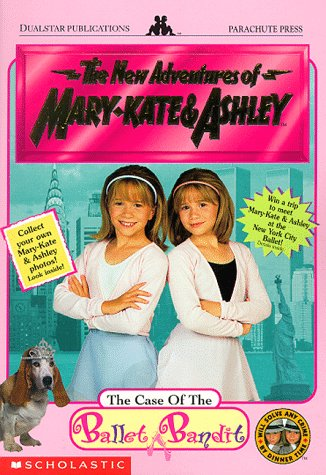 2529bbefb6e1 The New Adventures of Mary-Kate and Ashley Book Series