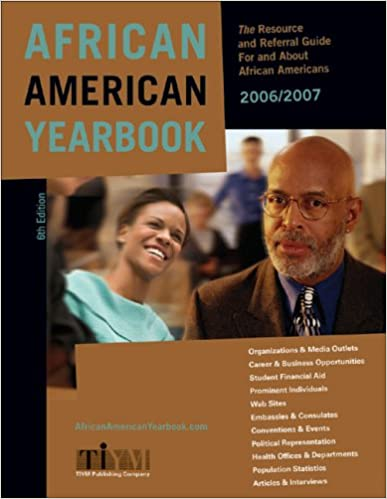 African American Yearbook: The Resource and Referral Guide