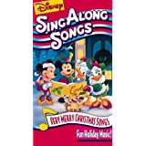 Disney's Sing Along Songs: Merry Xmas