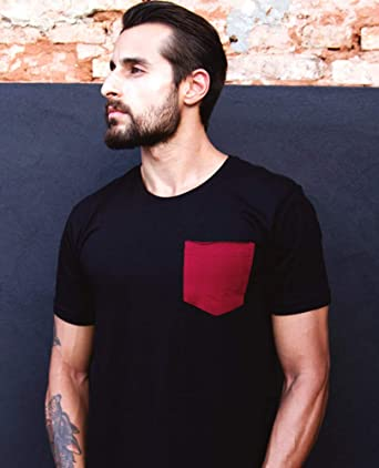 c314227f3a Camiseta Red Pocket  Amazon.com.br  Amazon Moda