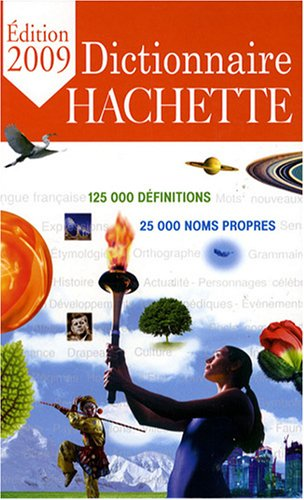 Dictionnaire Hachette by (Hardcover)