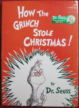 How The Grinch Stole Christmas (Cards Sale Christmas Charlie Brown)