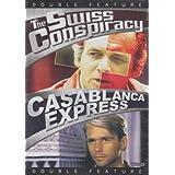 The Swiss Conspiracy / Casablanca Express [Slim Case]