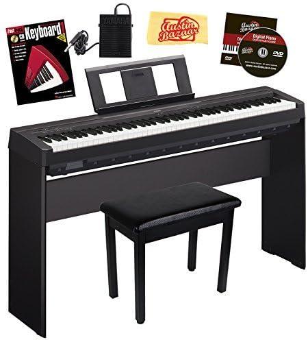 Yamaha P-45 weighted keyboards