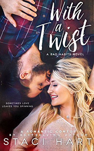 With A Twist by [Hart, Staci]