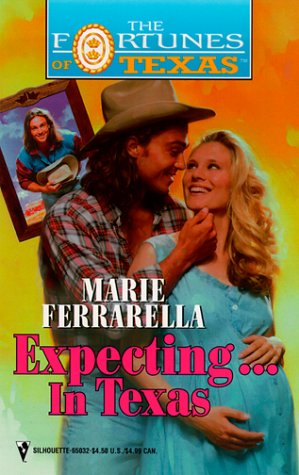 book cover of Expecting in Texas