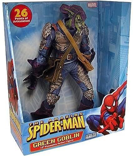 "The Amazing Spiderman 12/"" Action Figure MARVEL COMIC/'S  HASBRO 2013"