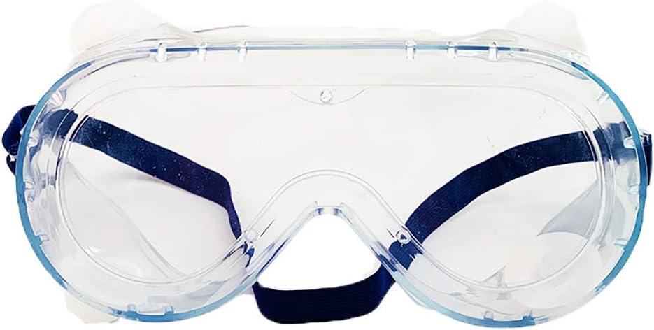 1 gafas protectoras multifuncionales transparentes