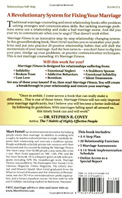 Marriage Fitness: 4 Steps to Building & Maintaining Phenomenal Love