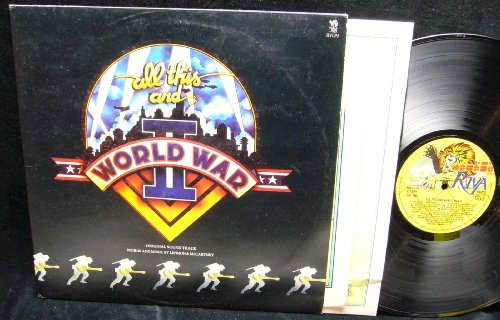 Elton John - All This And World War Ii (Uk 1st Pressing Double Vinyl Lp In Gatefold Sleeve With Poster) - Zortam Music