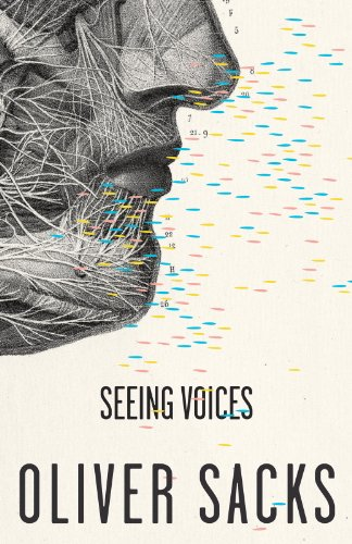 Seeing Voices - Vintage Oliver Sign