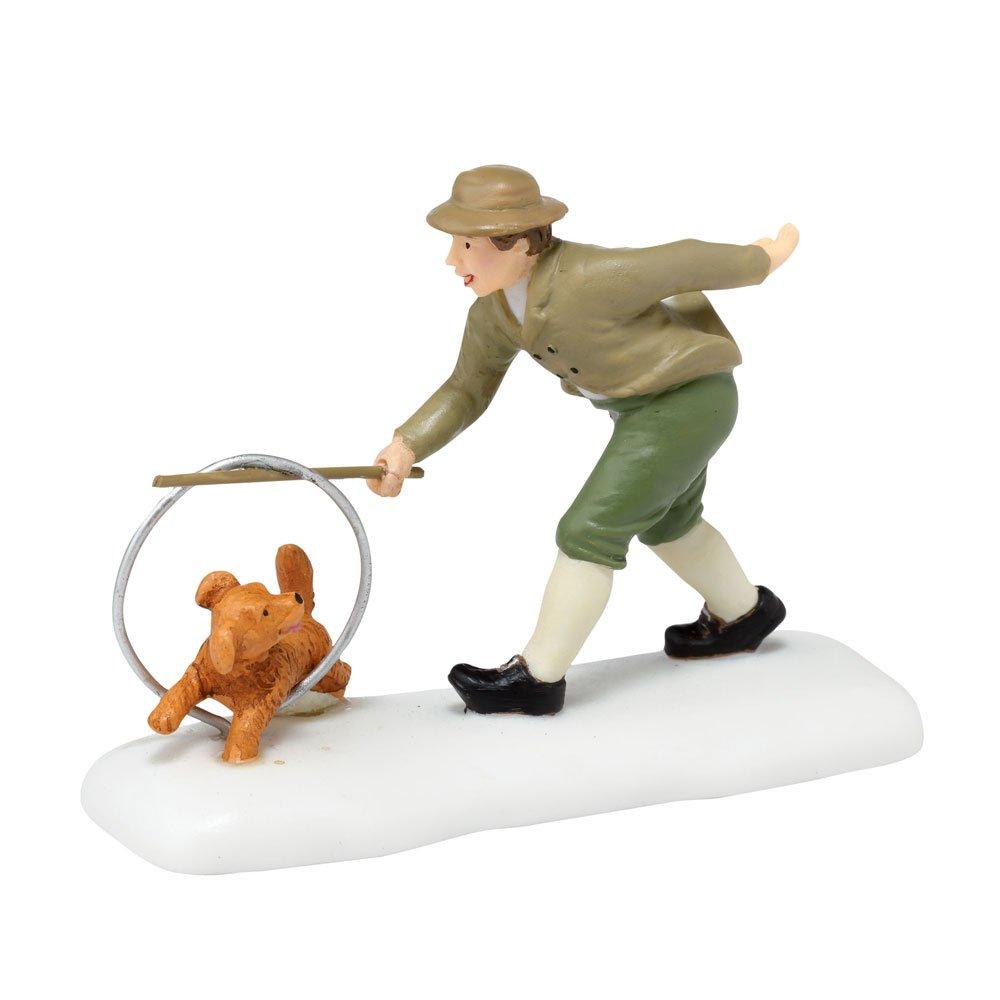 Department 56 New England Village A Boy's Best Friend Accessory Figurine