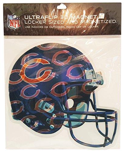 NFL Large Helmet 3D Magnet - 9