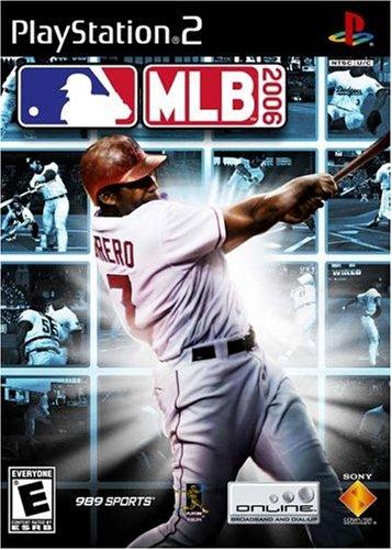 MLB 2006 - PlayStation 2 -
