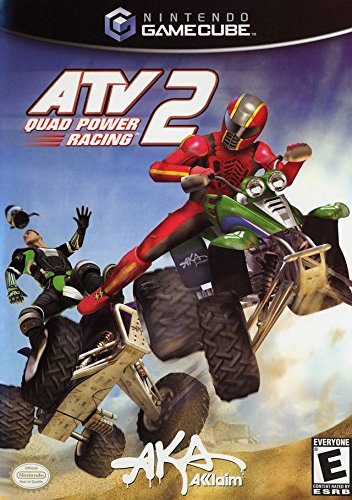 ATV Quad Power Racing - Racing Games Gamecube