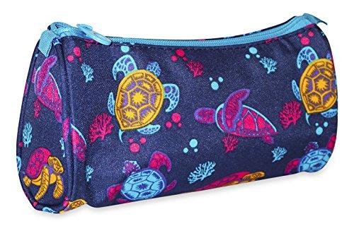Ever Moda Sea Turtle Makeup Bag