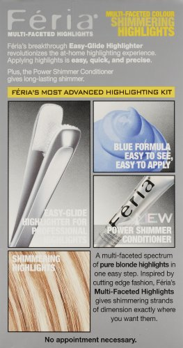 L'Oréal Paris Feria Permanent Hair Color, C100 Star Lights Extreme (Highlighting Kit) by L'Oreal Paris (Image #2)