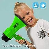 Pyle Portable Megaphone Speaker Siren Bullhorn