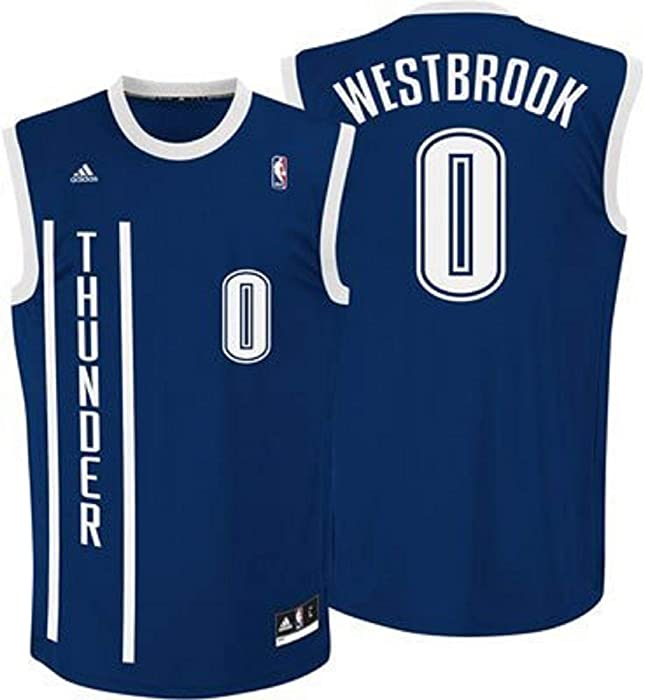 competitive price fed63 45d62 Amazon.com: adidas Russell Westbrook Oklahoma Thunders ...