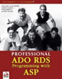 img - for Professional Ado Rds Programming With Asp book / textbook / text book