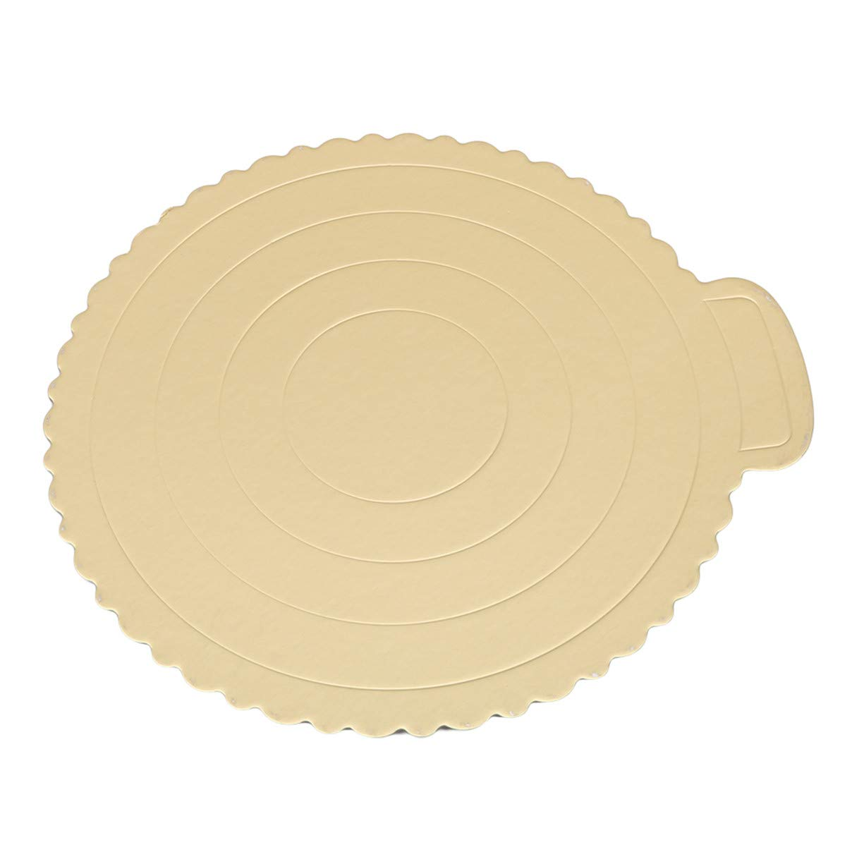 Essencedelight Cake Boards Round Cake Pie Bakery Paperboard Pads DIY Baking Food Paper Pad Bakeware & Accessories for Party Wedding Supplies
