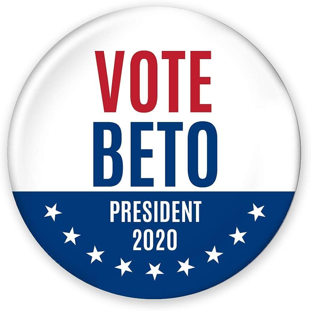 2020 Beto O/'Rourke For President Campaign Button