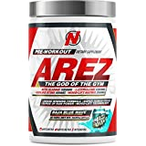 AREZ God of the Gym Pre-Workout (Baja Blue Wave)