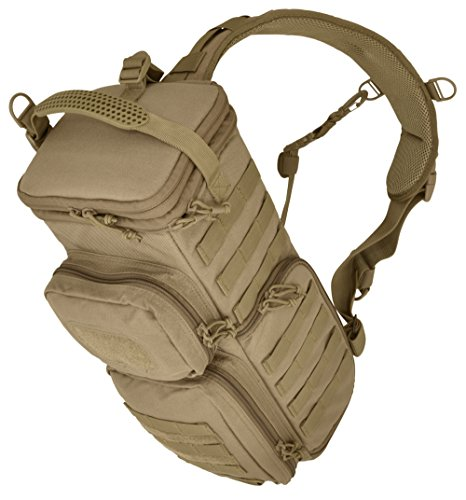 Bargain Slr Cameras - HAZARD 4 Evac Photo-Recon Sling Pack with Molle - Coyote