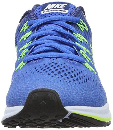 Air WMNS 33 Bleu Sport Chaussure Nike de Femme Zoom Pegasus gZWRq