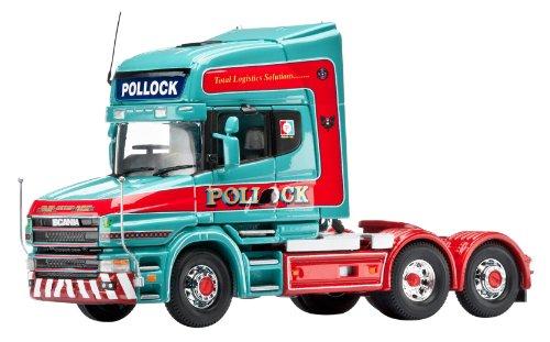 1/50 スカニアT `Pollock(Scotrans) LTD Bathgate` CC12835