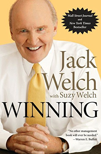 Winning: The Ultimate Business How-To Book by [Welch, Jack, Welch, Suzy]