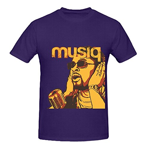 musiq-soulchild-juslisen-mens-o-neck-customized-t-shirt-purple