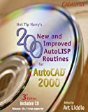 img - for Hot Tip Harry's 200 New and Improved AutoLISP Routines For AutoCAD 2000 book / textbook / text book