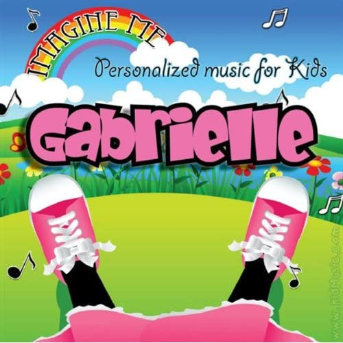 """Amazon.com: """"Gabrielle's Personalized Happy Birthday Song"""