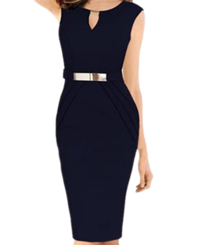 Damenkleider elegant gunstig