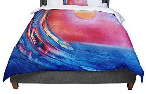 KESS InHouse Infinite Spray Art