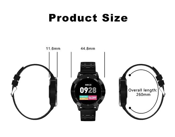 Amazon.com: ❤️MChoice❤️CF58 Heart Rate/Blood Pressure ...